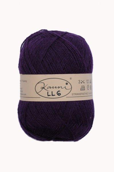 Kauni Wolle der Sorte Einfarbig in der Farbe LL6
