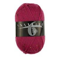 Zitron Wolle der Sorte Trekking-6-fach-Tweed in der Farbe 1884