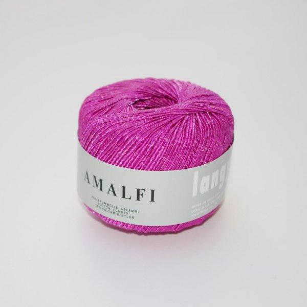 Lang Yarns Wolle der Sorte Amalfi in der Farbe Pink