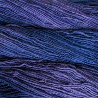 Malabrigo Wolle der Sorte Worsted in der Farbe Indigo