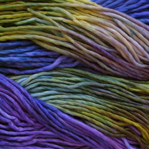 Malabrigo Wolle der Sorte Rasta in der Farbe Indiecita