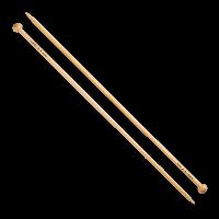 Addi Jackenstricknadeln Bambus 25 cm 2,5 mm