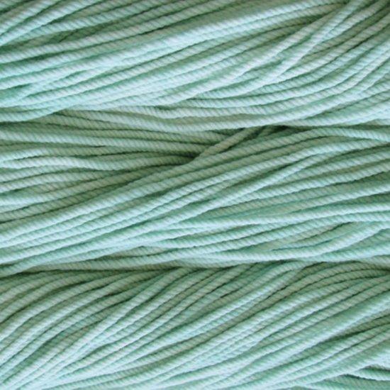 Malabrigo Wolle der Sorte Chunky in der Farbe Water Green