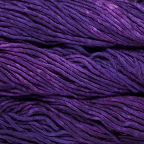 Malabrigo Wolle der Sorte Rasta in der Farbe Purple-Mystery
