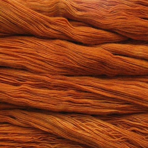 Malabrigo Wolle der Sorte Lace in der Farbe Rhodesian