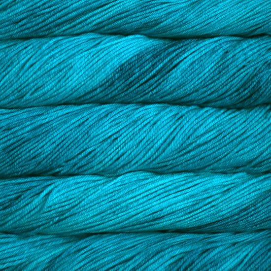 Malabrigo Wolle der Sorte Rios in der Farbe Cian