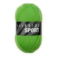 Zitron Wolle der Sorte Trekking-Sport in der Farbe Grün (1477)