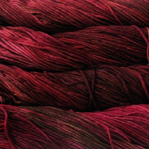Malabrigo Wolle der Sorte Rios in der Farbe Jupiter