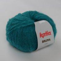 Katia Wolle der Sorte Bruma in der Farbe Blaugrün