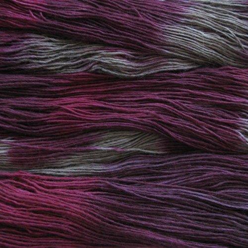 Malabrigo Wolle der Sorte Silky in der Farbe Stonechat