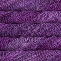 Malabrigo Wolle der Sorte Arroyo in der Farbe Borraja