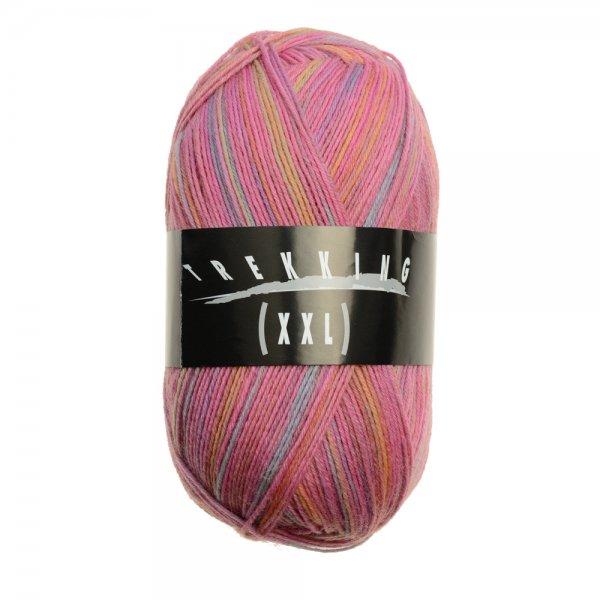 Zitron Wolle der Sorte Trekking-4-fach-Color in der Farbe 585