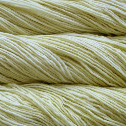 Malabrigo Wolle der Sorte Worsted in der Farbe Butter