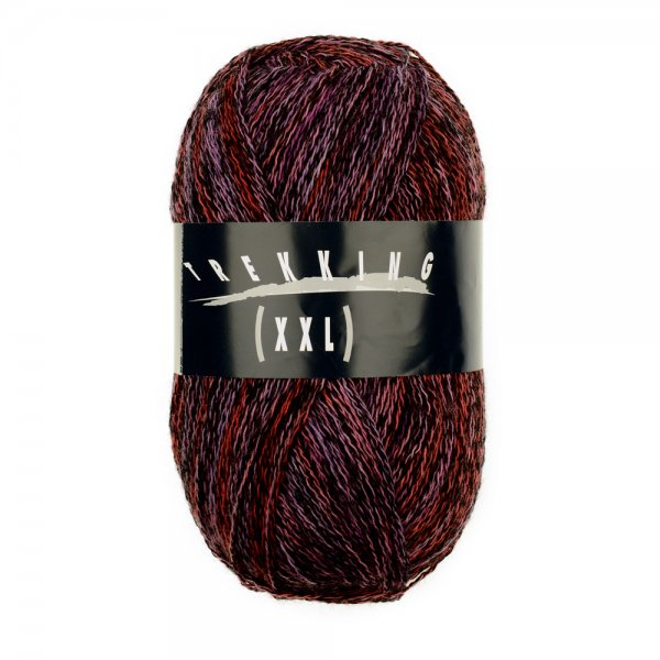 Zitron Wolle der Sorte Trekking-4-fach-Color in der Farbe 660
