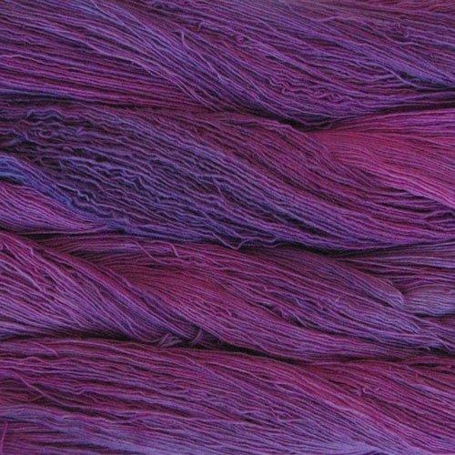 Malabrigo Wolle der Sorte Lace in der Farbe Hollyhock