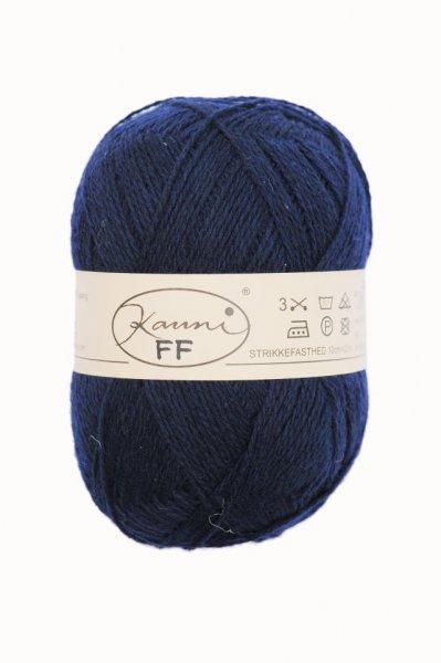 Kauni Wolle der Sorte Einfarbig in der Farbe FF
