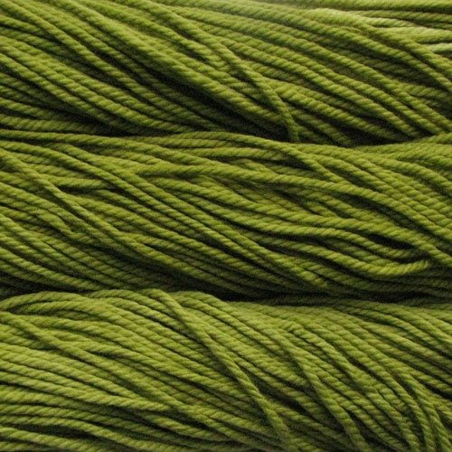 Malabrigo Wolle der Sorte Chunky in der Farbe Lettuce