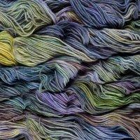 Malabrigo Wolle der Sorte Rios in der Farbe Indiecita