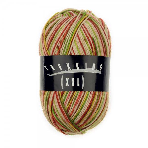 Zitron Wolle der Sorte Trekking-4-fach-Color in der Farbe 603