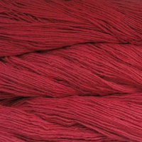 Malabrigo Wolle der Sorte Worsted in der Farbe American-Beauty