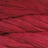 Malabrigo Wolle der Sorte Worsted in der Farbe American-Beauty