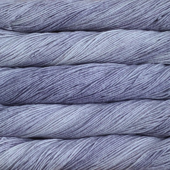 Malabrigo Wolle der Sorte Arroyo in der Farbe Pearl