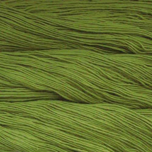 Malabrigo Wolle der Sorte Worsted in der Farbe Moss