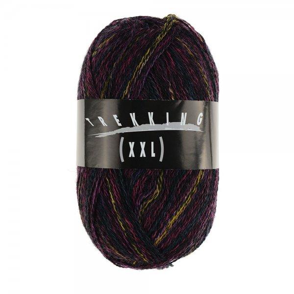 Zitron Wolle der Sorte Trekking-4-fach-Color in der Farbe 537