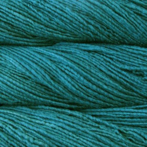 Malabrigo Wolle der Sorte Worsted in der Farbe Emerald