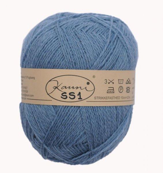 Kauni Wolle der Sorte Einfarbig in der Farbe SS1