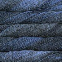 Malabrigo Wolle der Sorte Arroyo in der Farbe Cirrus Grey