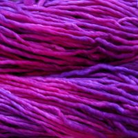 Malabrigo Wolle der Sorte Rasta in der Farbe Baya-Electrica