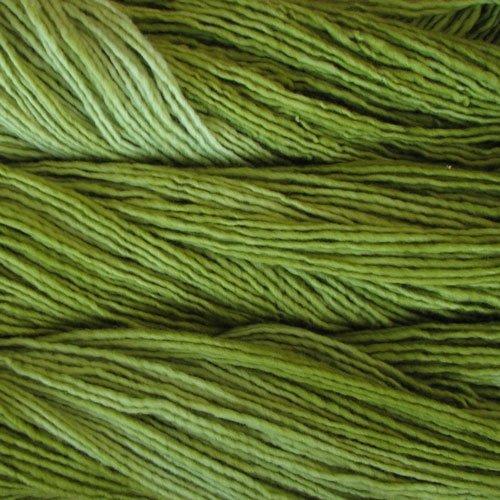 Malabrigo Wolle der Sorte Worsted in der Farbe Lettuce