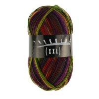 Zitron Wolle der Sorte Trekking-4-fach-Color in der Farbe 565