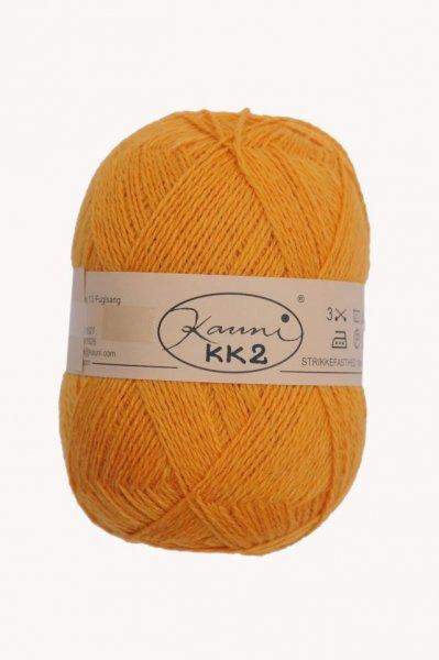 Kauni Wolle der Sorte Einfarbig in der Farbe KK2