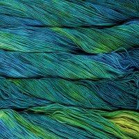Malabrigo Wolle der Sorte Sock in der Farbe Solis