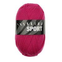 Zitron Wolle der Sorte Trekking-Sport in der Farbe Pink (1475)