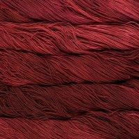 Malabrigo Wolle der Sorte Sock in der Farbe Tiziano Red