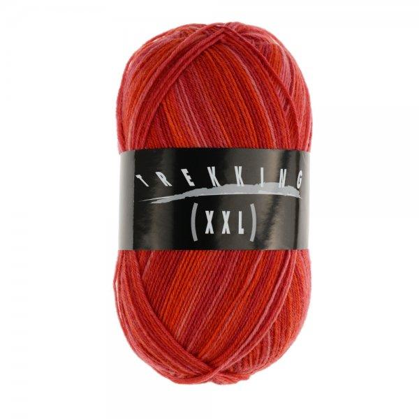 Zitron Wolle der Sorte Trekking-4-fach-Color in der Farbe 582