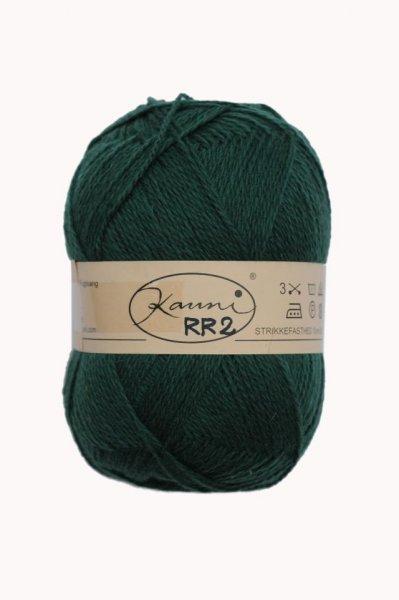 Kauni Wolle der Sorte Einfarbig in der Farbe RR2