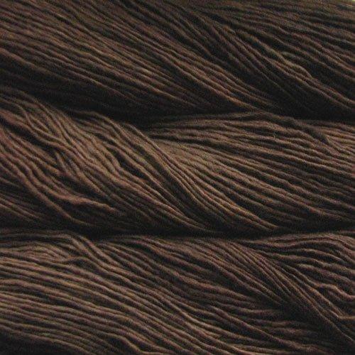 Malabrigo Wolle der Sorte Worsted in der Farbe Coco