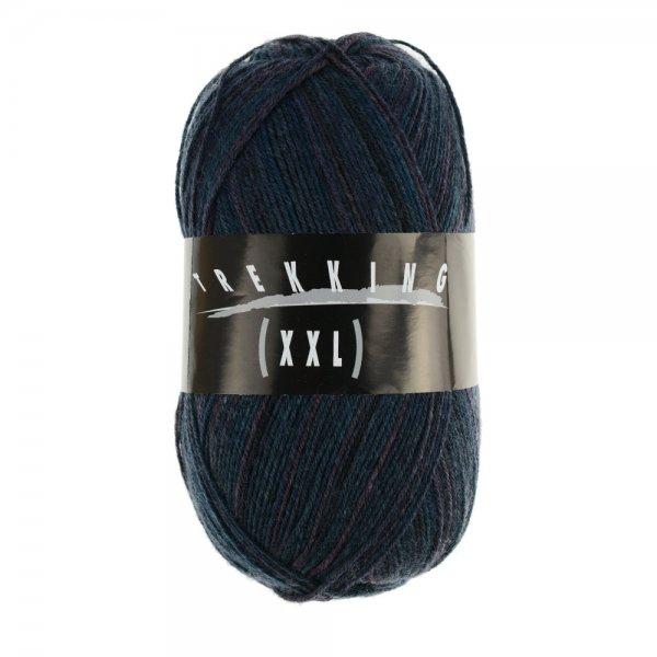 Zitron Wolle der Sorte Trekking-4-fach-Color in der Farbe 325