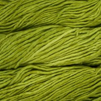 Malabrigo Wolle der Sorte Rasta in der Farbe Lettuce
