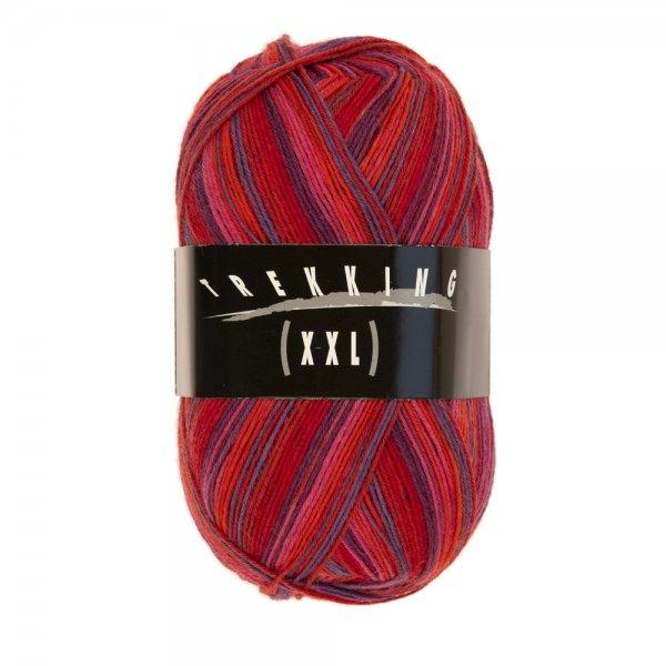 Zitron Wolle der Sorte Trekking-4-fach-Color in der Farbe 2