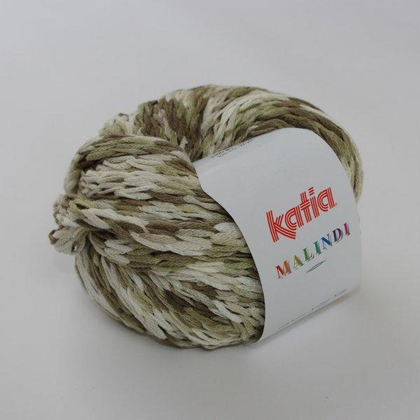 Katia Wolle der Sorte Malindi in der Farbe Beige