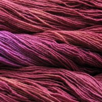 Malabrigo Wolle der Sorte Worsted in der Farbe Pagoda