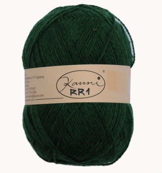 Kauni Wolle der Sorte Einfarbig in der Farbe RR1
