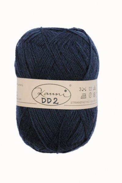 Kauni Wolle der Sorte Einfarbig in der Farbe DD2