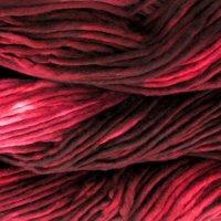 Malabrigo Wolle der Sorte Rasta in der Farbe Stitch Red