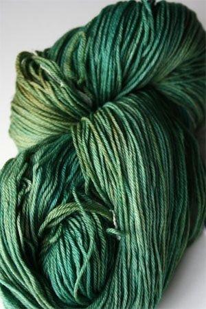 Malabrigo Wolle der Sorte Sock in der Farbe Fresco Y Seco